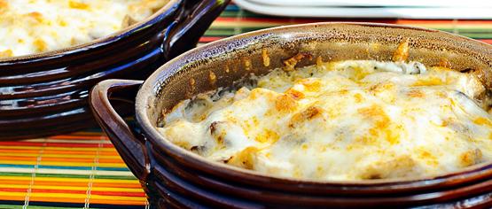 рецепт супа жульена с курицей и грибами