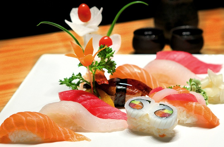 как делать суши в домашних условиях