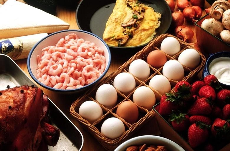 продукты афродизиаки моллюски