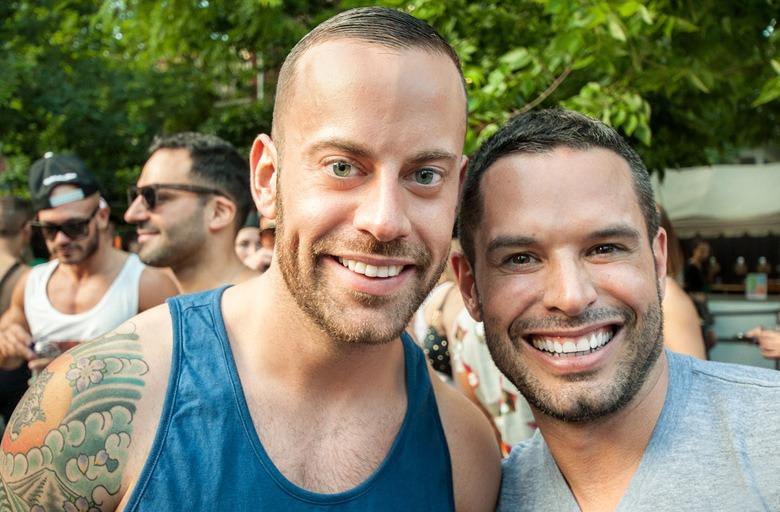 Гомосексуалисты парни
