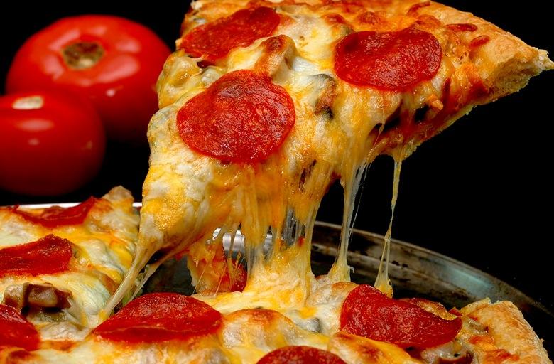 Как готовить пиццу профессионально #5