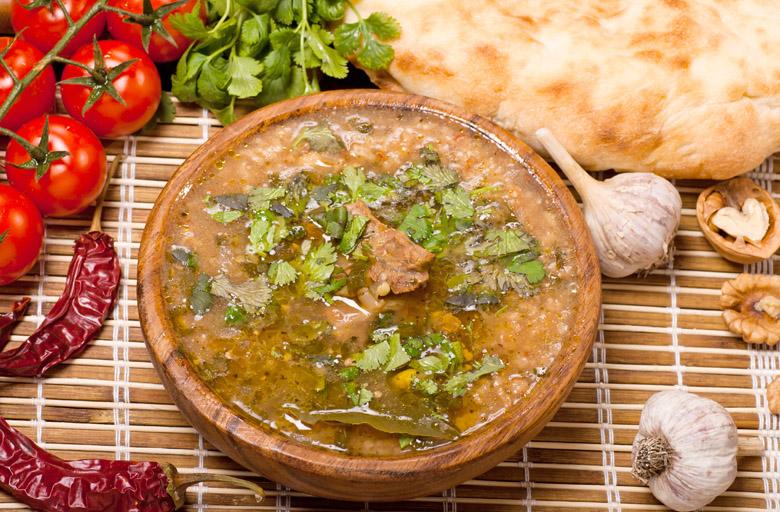 как варить суп харчо рецепты