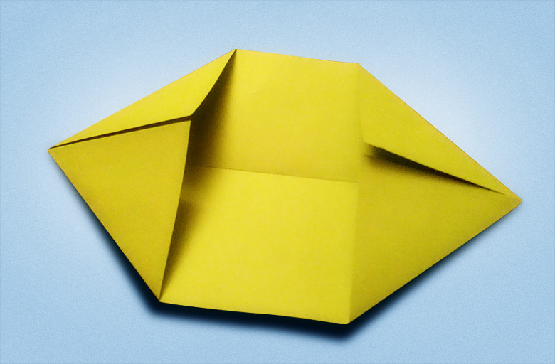 как сделать хлопушку из бумаги своими руками с фото