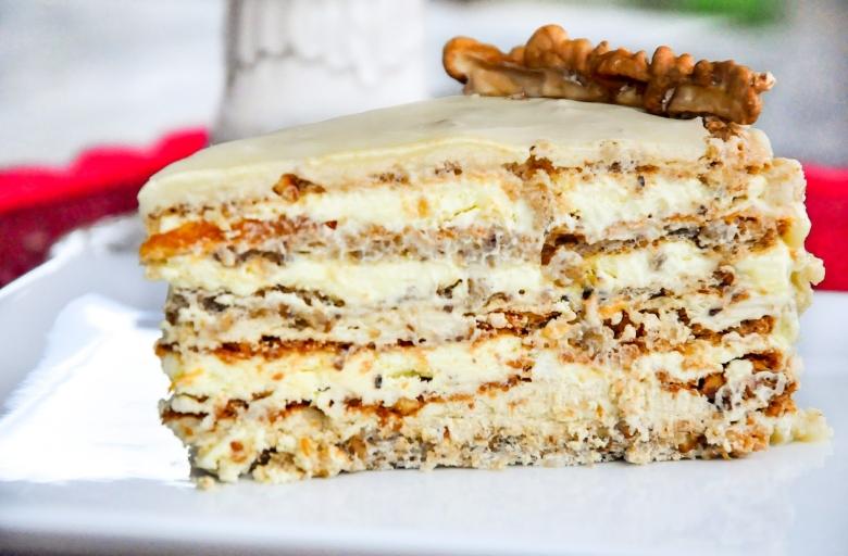 торт эстерхази: пошаговый рецепт с фото